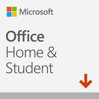 Microsoft Office Home and Student 2019 Digital Delivery - 1 Device - PC/Mac