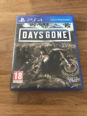 Days Gone Sony Playstation 4 PS4