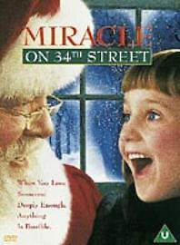 Miracle On 34th Street (DVD, 2006) Richard Attenborough