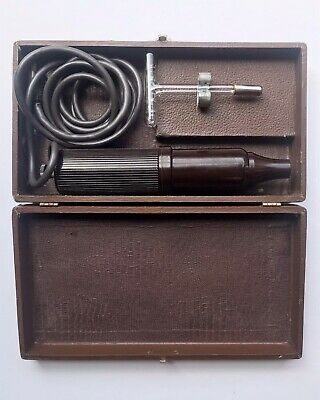 Antique Quack Medicine Device Violet Ray Tesla Steampunk Apparatus