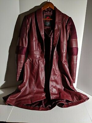 Scarlet Witch Wanda Cosplay Costume Halloween (ships from US)