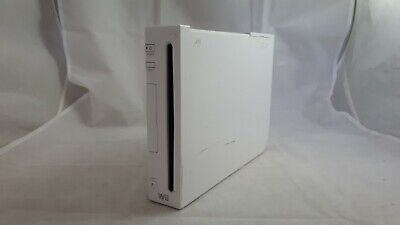Nintendo Wii Console Model RVL-001 Gamecube Compatible Replacement Console Only