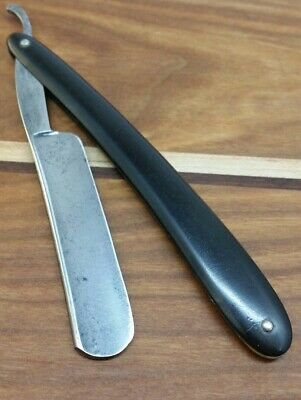 VTG Antique Imperial Made In Germany Straight Razor 5/8