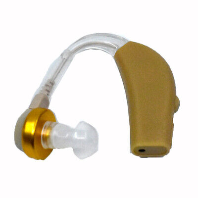 Rechargeable Digital BTE Hearing Aids Device Sound Amplifier Low Noise Audiphone