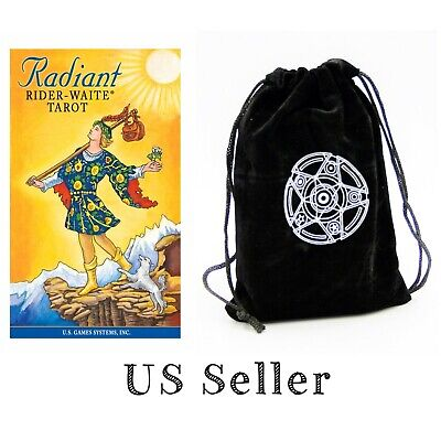 Radiant Rider-Waite Tarot Oct 01, 2003 Cards Us Games Systems