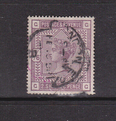 GREAT BRITAIN COLLECTION. QUEEN VICTORIA 1883 2/6d.
