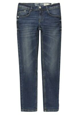 Lemmi Jungen Jeans regular fit, Bundweite: mid Gr. 140   NEU Aktionspreis!