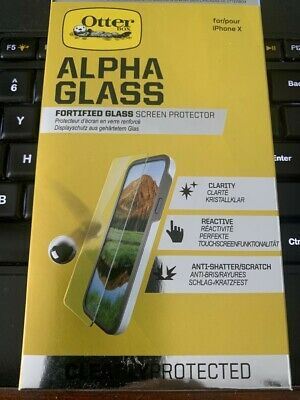 Otterbox Alpha Glass Screen Protector iPhone X / XS