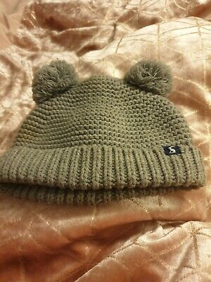 Joules 1-2 Year Bobble Hat