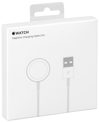 Apple Magnetic Charging Cable for Apple Watches (1m)