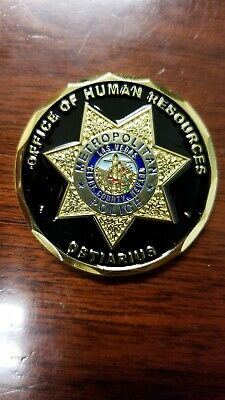 Las Vegas Police Challenge Coin