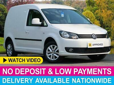 2014 14 Volkswagen Caddy 1.6 Tdi Highline C20 Panel Van With Air Con
