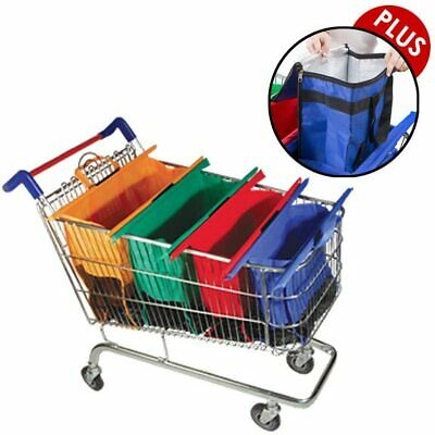 NEW Shopping Trolley Bags PLUS Cooler Bag Vibe Reusable Eco-Friendly Supermarket