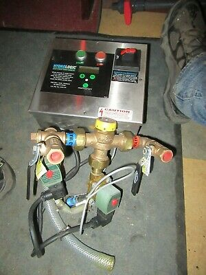 R99 Salvajor 5914 Scrap Food Collector Control Panel/ Valves New  Free Shippingi