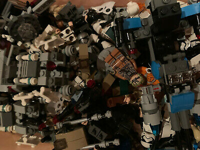 Lego Star Wars minifigures you pick