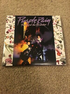PRINCE: Purple Rain Deluxe Edition 2-CD Set (2017) Remastered, Rarities, Booklet