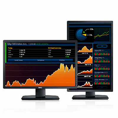 Dell UltraSharp U2412M 24 inch LCD Monitor