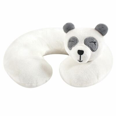 Hudson Baby Boy and Girl Travel Neck Support Pillow, Panda