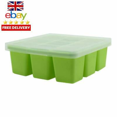Annabel Karmel By Nuk Frozen Baby Food Storage Container/Food Cube Freezer Tray,