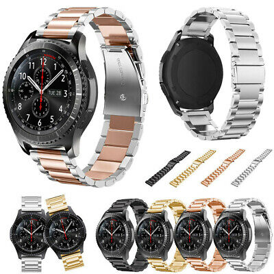 Stainless Steel Wristband Band Strap For Samsung Gear S3 Frontier/Classic AU