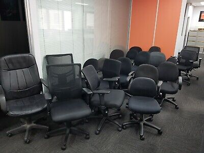 Adjustable Office Chair - 20 Chairs