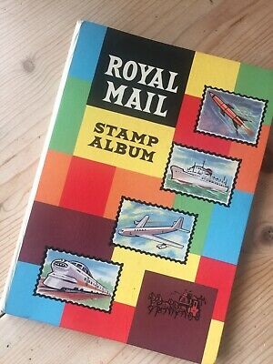 Royal Mail Stamp Album & Stamp Collection (Rare?) - 1964, One Pound Jimmy