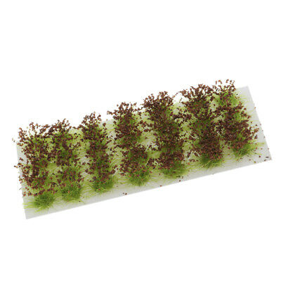 Wheat Tall Grass Tufts for Military Model DIY 7-10mm High