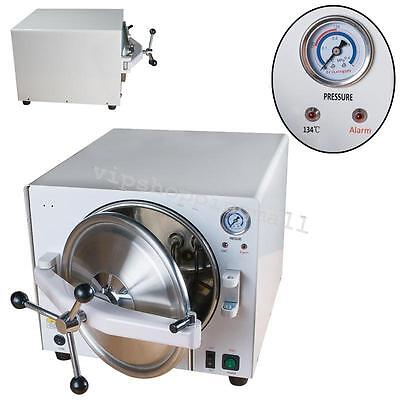 Sterile Medical 18L 900W Medical Autoclave Steam Sterilizer Dental Equipment