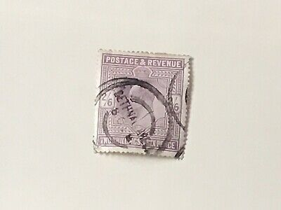 GB King Edward 1902-1910 DEFINS SG260 FINE USED CAT £280