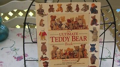 The Ultimate Teddy Bear Book by Pauline Cockrill