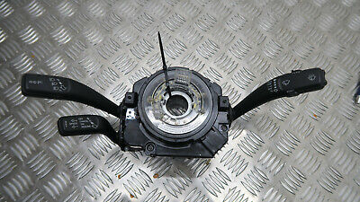 2011 Audi A5 Squib With Stalks Slip Ring 8R0953568M 8R0953502D Ref1045