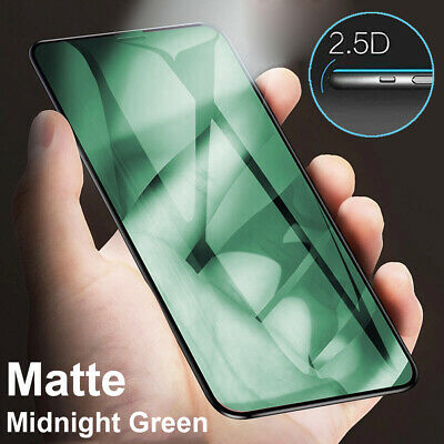 Matte Glass Film for iPhone 11Pro Max Anti-Glare Tempered Glass Screen Protector