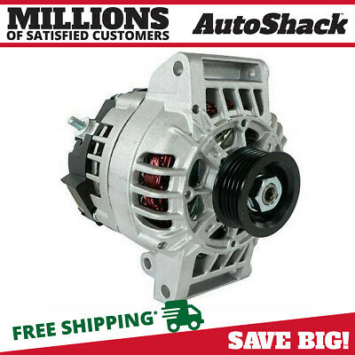 New Alternator 105 AMP High Output For 2003-2007 Saturn Ion 2002-2007 Vue 2.2L
