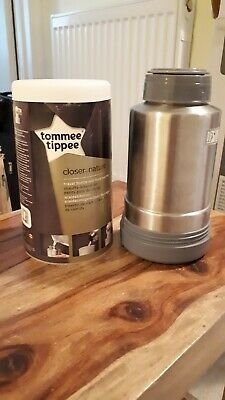 Tommee Tippee - Travel Bottle & Food Warmer - Closer To Nature - hardly used