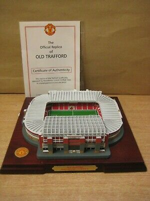 Official replica of Old Trafford Manchester united football club stadium