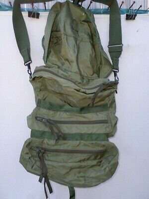 Us Military #3 Medic Trifold Carry Bag Gentley Used