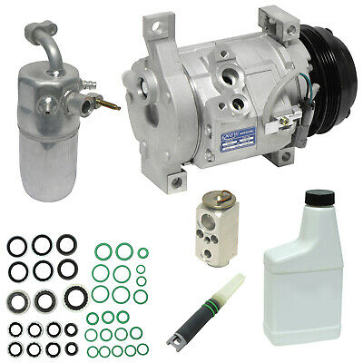 New A//C Compressor and Component Kit 1051008-1136519 Tahoe Yukon