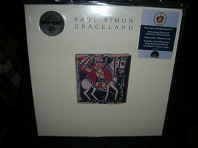 Paul Simon // Graceland : 25Th Anniversary Edition /// New Record Lp Vinyl