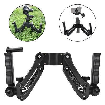 STARTRC 4th-axis Gimbal Stabilizer Dual Handheld Holder Kit for DJI Ronin S OSMO