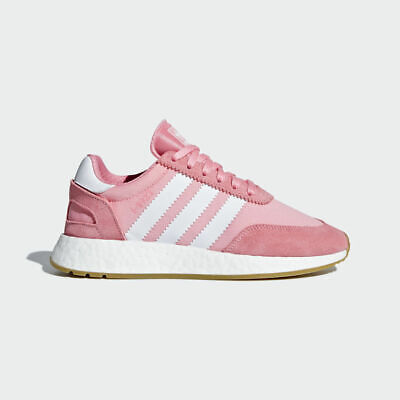 adidas INIKI RUNNER CLS women's Shoes (Trainers) in Blue