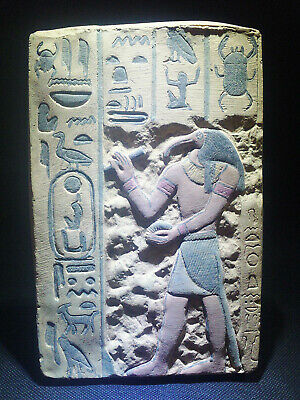 EGYPTIAN ANTIQUES ANTIQUITIES Limestone Stela Stele Stelae 1549-1363 BC