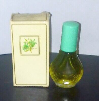 Vintage Hawaiian White Ginger Avon .5oz Original Scent - NEW IN BOX