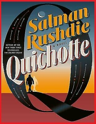Quichotte: A Novel 2019 by Salman Rushdie (AUDI0BOOK-MAILED)