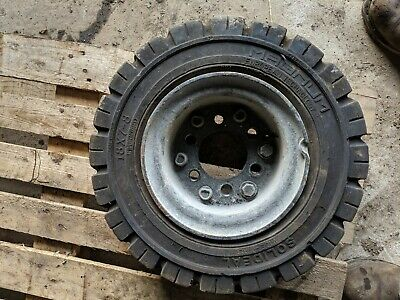 Forklift Tyre Solideal 18 X 7 - 8