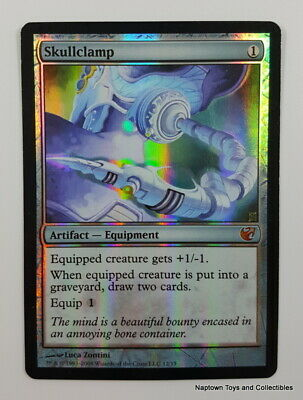 Exiled Magic the Gathering MTG Trinisphere FOIL From the Vault