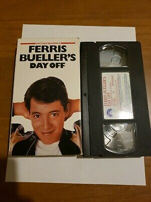 Ferris Buellers Day Off (VHS)