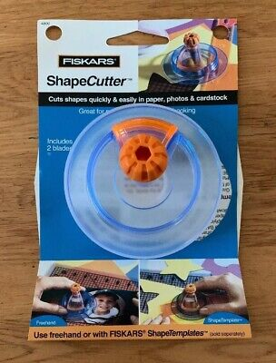 Fiskars ShapeCutter With Blades