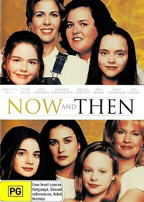 Now And Then Dvd Demi Moore Christina Ricci ***