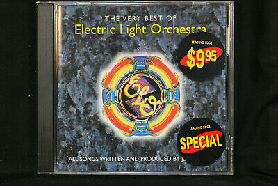 The Very Best Of Electric Light Orchestra  - CD (C852)