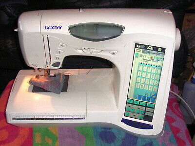 Brother Super Galaxie 3000C Electronic Embroidery Sewing Machine
